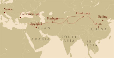 mongol empire and silk road Trade, transportation, and cross-cultural exchange in the mongol empire the mongols stretching across asia and into eastern europe and northern africa, the silk road opened the world to new ideas, products, and cultures.