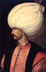 Suleiman the Magnificent ap world