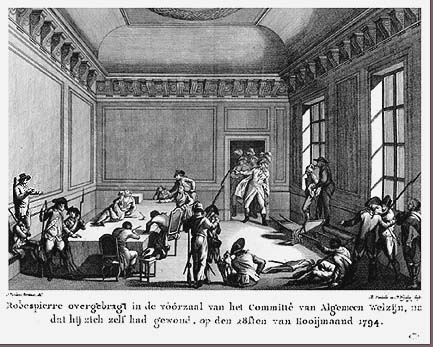 french revolution motives of committee Although robespierre was from one point of view only one of twelve members of the committee he was the only one who, through the full support he enjoyed from the jacobin clubs and the commune of paris, represented a close link to the more radical supporters of the revolution.