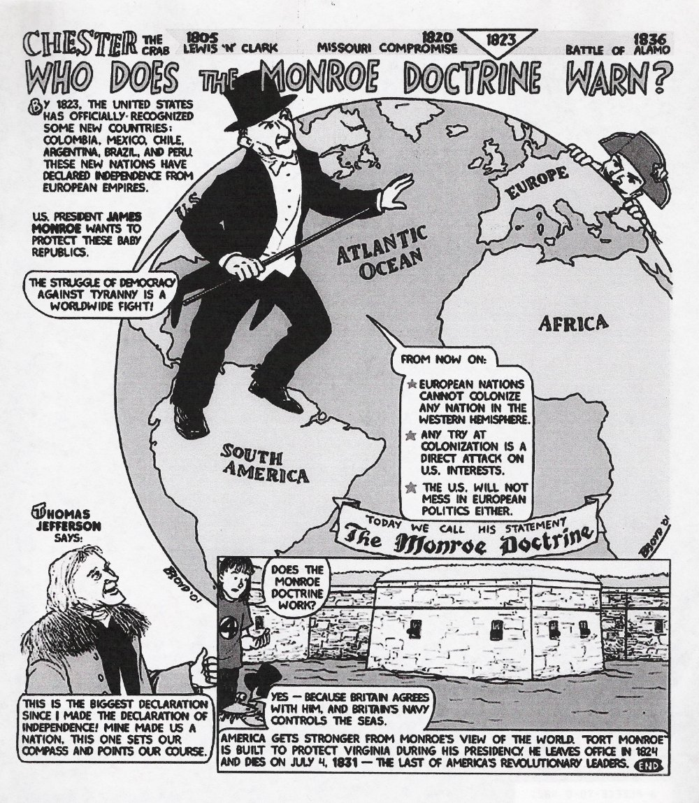 an analysis of the truman doctrine in the foreign policy of the united states The united states' passage from colony to global superpower was attended by one foreign-policy doctrine  policy of the united states  truman's policy .