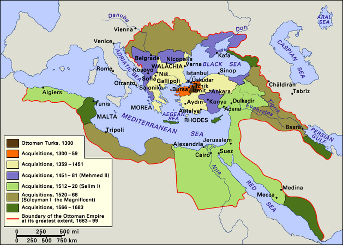 ottoman empire history Ottoman empire map during the reign of mehmed ii – brief history of the ottoman empire why was the ottoman empire important ottomans, which grew into multi-national empire after the conquest of istanbul, captured mecca , medina , jerusalem and egypt during the reign of selim i.